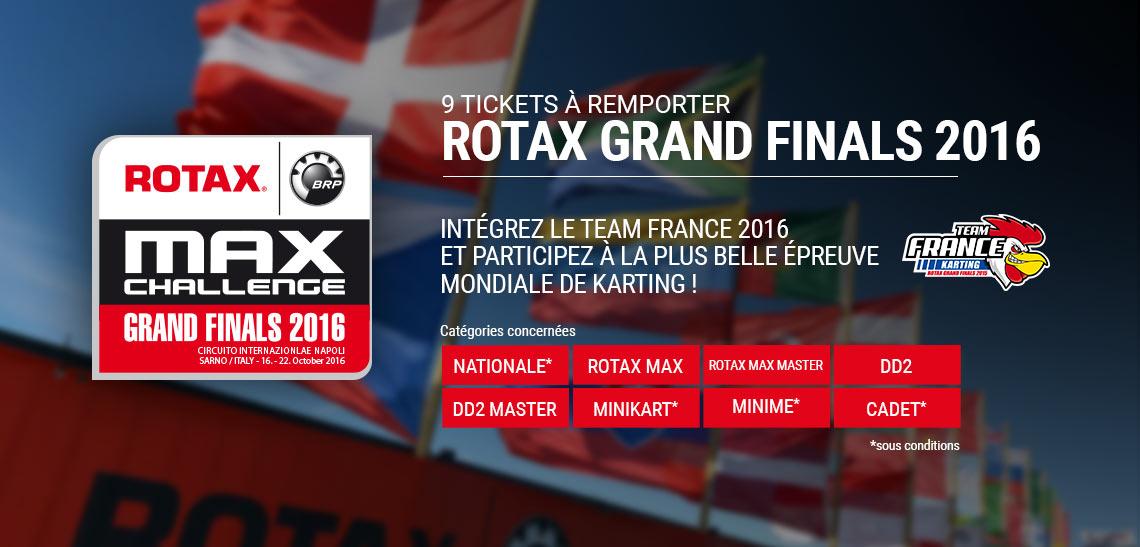 ROTAX Grand Finals 2016
