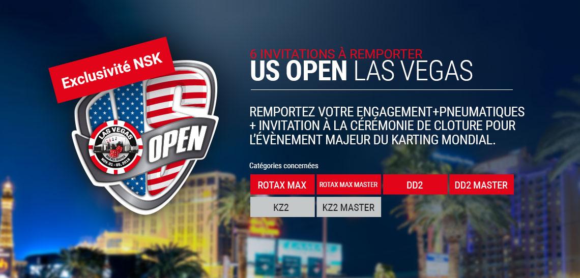 US OPEN - Las Vegas