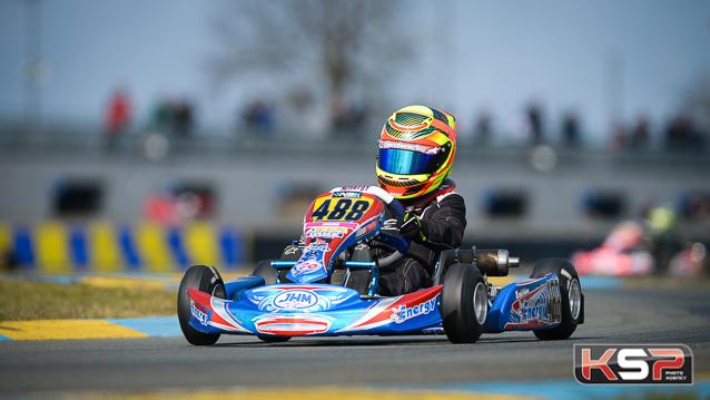 Outran et Caldaras en pole position