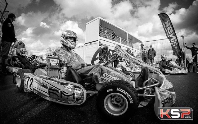 Isack Hadjar et Sacha Hebrard en tête à l'issue des manches du Mans