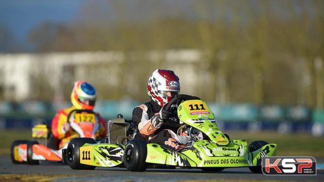 Le Mans: Paris, Joly et Adams en tête à l'intermédiaire