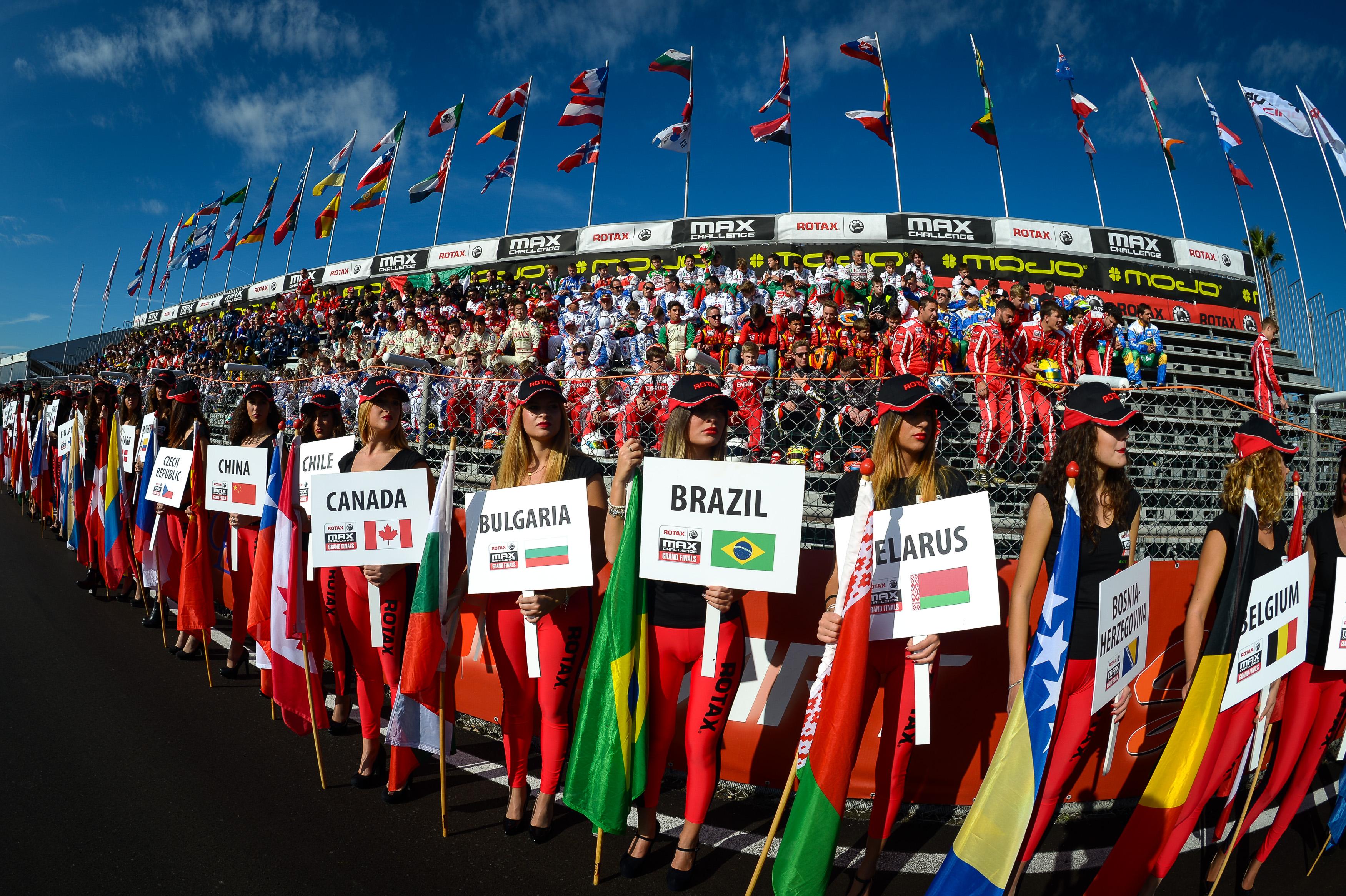 Un air de samba sur le Championnat NSK 2018 !