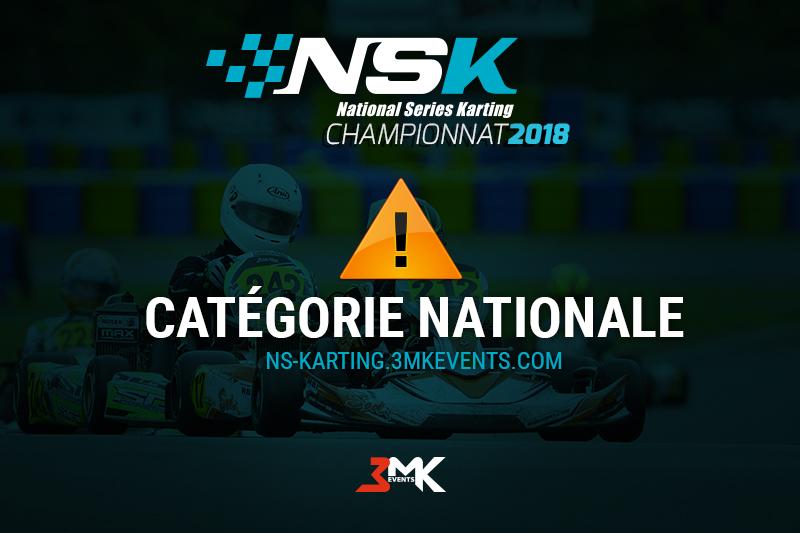 Précision Catégorie Nationale NSK Le Mans