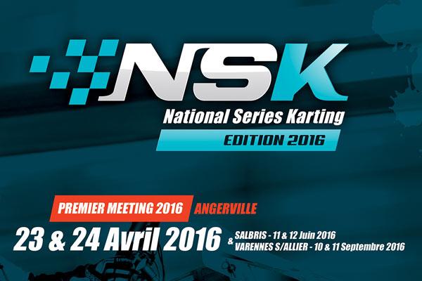 NSK2016 : Coup d'envoi à Angerville - 23&24 avril