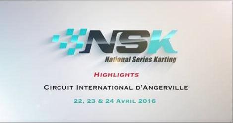NSK ANGERVILLE - HIGHLIGHTS