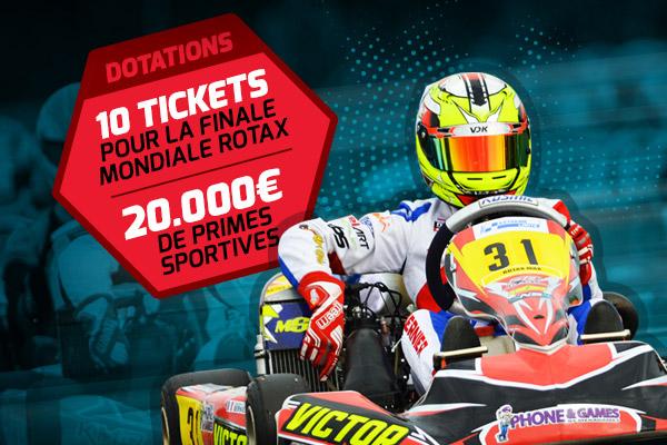 NSK 2019 : 20 000€ et 10 tickets pour la finale mondiale !