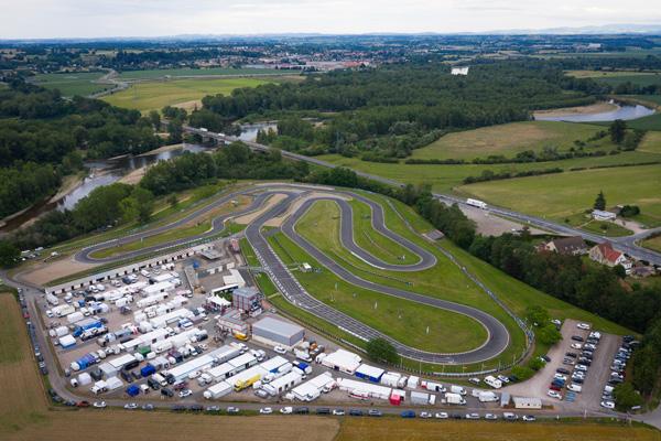 NSK Varennes : Premières Pole Position à Varennes