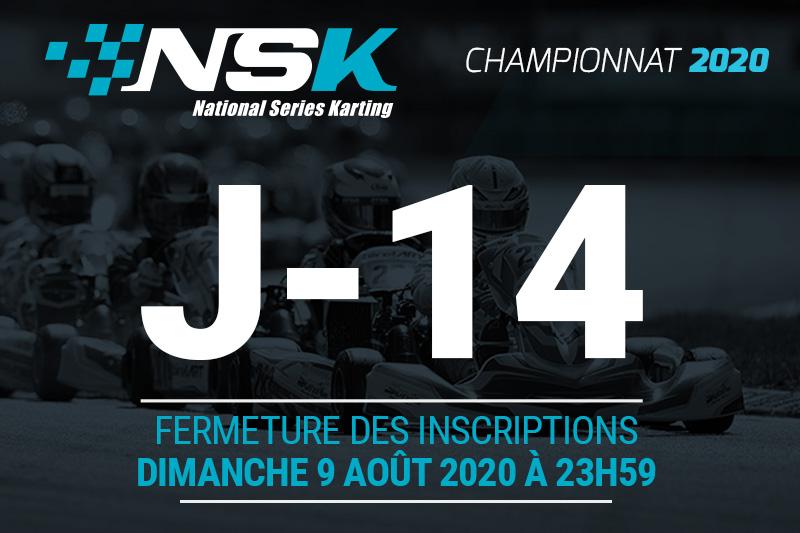 NSK ANGERVILLE : J-14