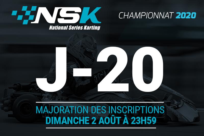NSK ANGERVILLE : J-20
