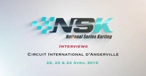 NSK ANGERVILLE - LES INTERVIEWS