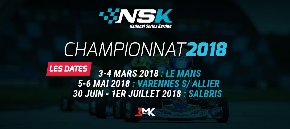 Championnat 2018