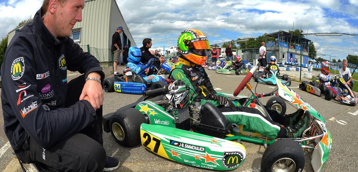 National Series Karting